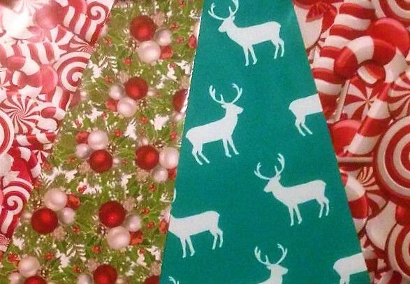 8 Assorted CHRISTMAS Poly Mailers ~ 6x9 & 10x13 ~ Make Holiday Shipping Fun!
