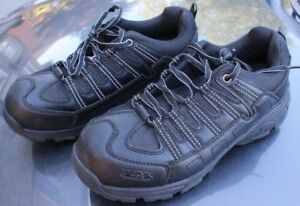 work Safety shoes Steel toe men's size US 10 Workload all man ma