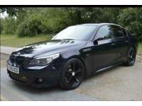 BMW M5 Conversion 535D M-Sport Twin Turbo, Auto, Black with AC Schnitzer Professional Modification