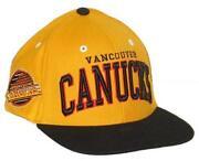 Vancouver Canucks Snapback