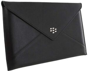 BlackBerry PlayBook Leather Envelope Case - New in Original Box