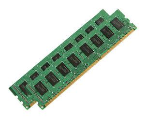 4GB DDR2 RAM Arbeitsspeicher DDR2-800/667/533 PC6400/5300/4200 2x2GB Kit