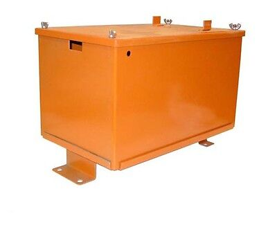 Allis Chalmers Tractor Wd45 Diesel New Battery Box Complete