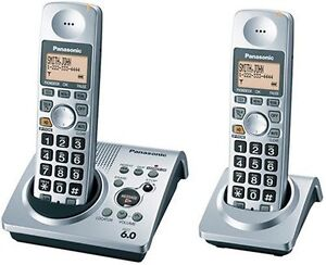 Panasonic Cordless Phone System with Answering System like NEW
