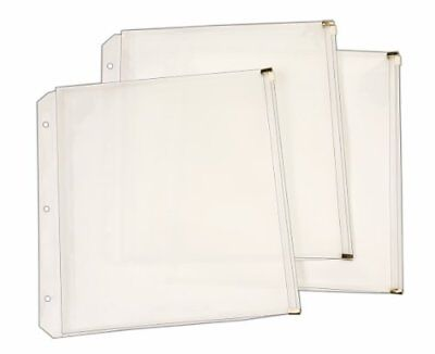 Cardinal Expanding Zipper Binder Pocket - 100 Sheet Capacity - Letter Crd14201