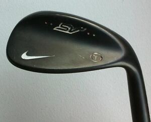 NIKE Golf Sand Wedge SV Tour BLACK 56* Bounce 14* DROITIER