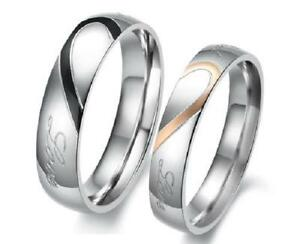 His And Hers Matching Wedding Bands