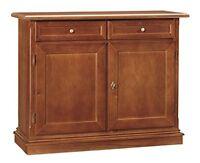Credenza Arte Povera Conforama : Credenza noce arredamento mobili e accessori per la casa