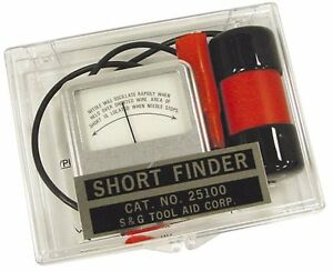 Short Circuit Finder