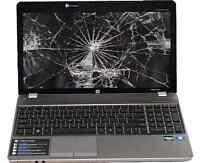 All buy your broken laptop