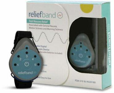 Reliefband Motion Sickness Wristband - NIB & Free Shipping!
