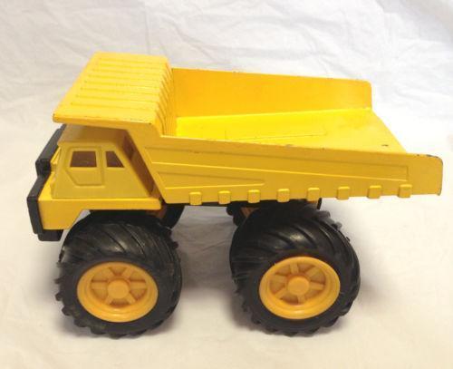 Remco Dump Truck Ebay