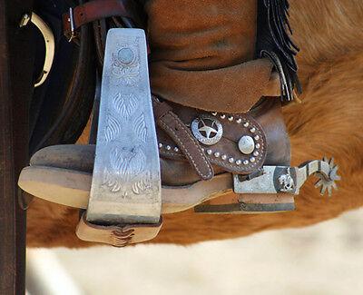 Sporen brauchen nur Cowboys und Vollprofis mit viel Gefühl. (© Thinkstock über The Digitale)