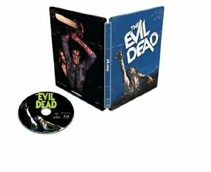 BLU-RAY! THE EVIL DEAD STEELBOOK