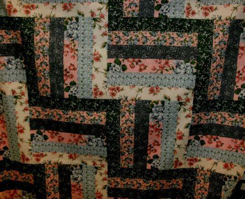 Cheater Quilt Fabric Ebay