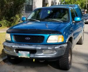 1998 Ford F-150 XLT Supercab Truck
