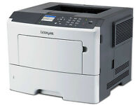 Lexmark MS610dn - Laser Printer - Monochrome - Business Newtwork Printer