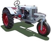 Silver King Tractor