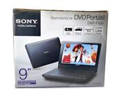 Sony 9 Portable DVD Player New