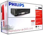 DVD VHS Combo