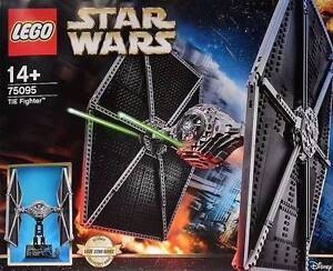 LEGO STAR WARS UCS TIE Fighter 75095 Hornsby Hornsby Area Preview