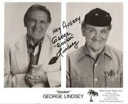 Andy Griffith Show Autographs
