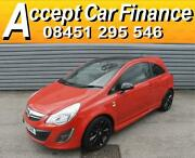 Vauxhall Corsa Limited Edition 2012