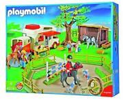 Playmobil Pferdetransporter