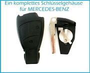 Mercedes Schlüssel Gehäuse