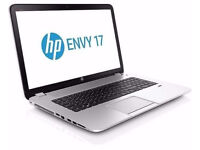 "HP Envy Laptop 17"" i7 12gb ram Nvidia Gforce 1TB HDD + SSD - Basically Brand New"