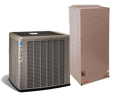 York 2.5 TON CZF Affinity 1 Stg.16 Series AC ONLY (Heat Strips Sold Separately)