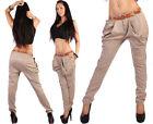 Niedrige Damenhosen-Chinos mit 36 Größe