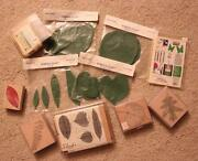 Scrapbooking Stamps Lot