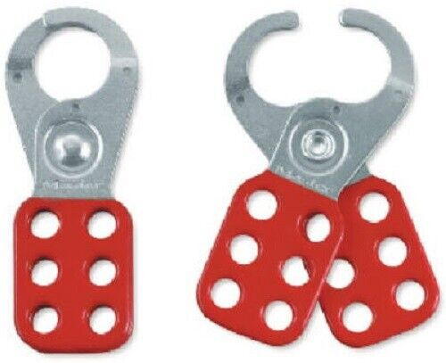 """Master Lock, 420, 4-3/8"""" Long x 1"""" Wide, Safety Lockout"""
