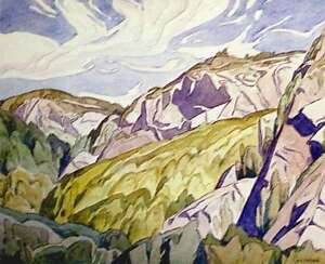 Limited Edition Appraised A. J. Casson Lithographs