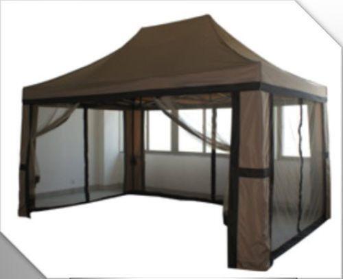Screened Gazebo & Screen Tent | eBay