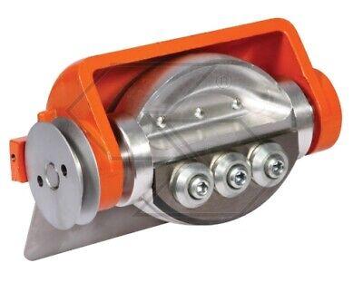 Kit Scortecciatore A 2 Cuchillas Con Rueda Convexo Polea Sierra Eléctrica Stihl