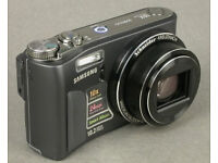 Samsung WB500 For Sale - 10.2MP - 10x Zoom - 8GB Memory Card + Battery, Charger and Box