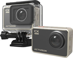 CAMÉRA ACTION ACTIVEON CX GOLD STYLE GOPRO