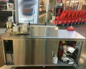 2017 Lil Orbits SS2400 Automated Donut Machine  with air filtration system - near new