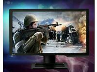 "Benq 144hz 24"" 3D gaming monitor and Nvidia vision 2 Glasses"