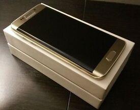 Samsung Galaxy S6 Edge Mobile Phone 32GB EE Network - Brand New