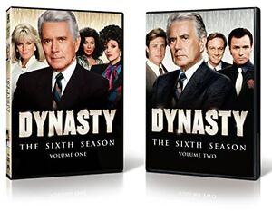 DYNASTY (SIXTH SEASON) ~ Volume One & Two ~ NEW ~ $10.00