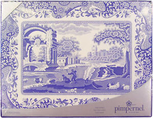 SPODE-BLUE-ITALIAN-6-PLACEMATS-BY-PIMPERNEL-NEW-BOXED