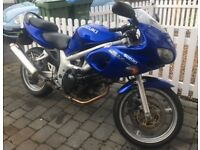 Suzuki SV650 for sale