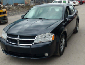 2008 Dodge Avenger SXT **CUIR + GPS**IMPECCABLE**
