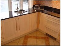 WANTED - Sheraton Maple Shaker kitchen cupboards and skirtings