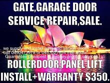 We are specializing in automatic garage door&gate repair service. Mount Pritchard Fairfield Area Preview