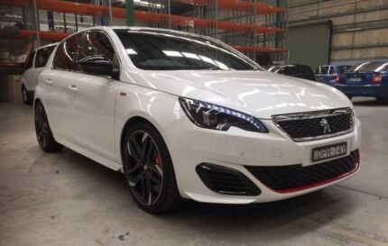 2017 Peugeot 308 T9 MY17 GTI 270 White 6 Speed Manual Hatchback