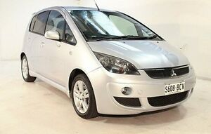 2006 Mitsubishi Colt RG MY06 VR-X Silver 1 Speed Constant Variable Hatchback Wayville Unley Area Preview